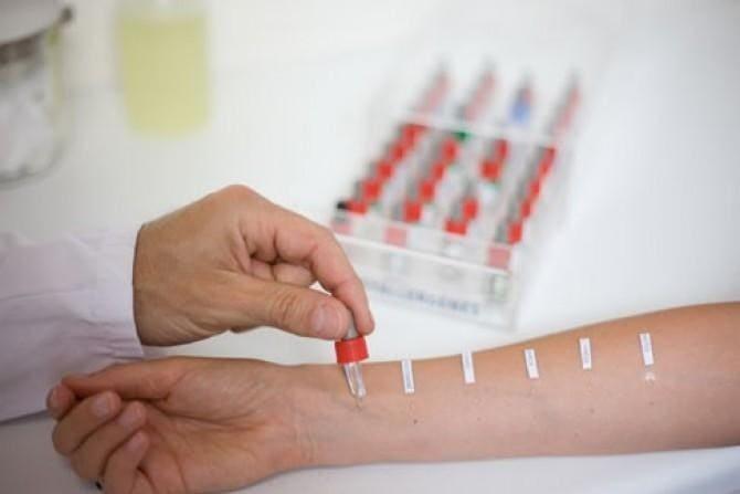 Выявление аллергии на яйца при анализе