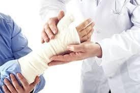 Перелом лучевой кости гипс лангетка