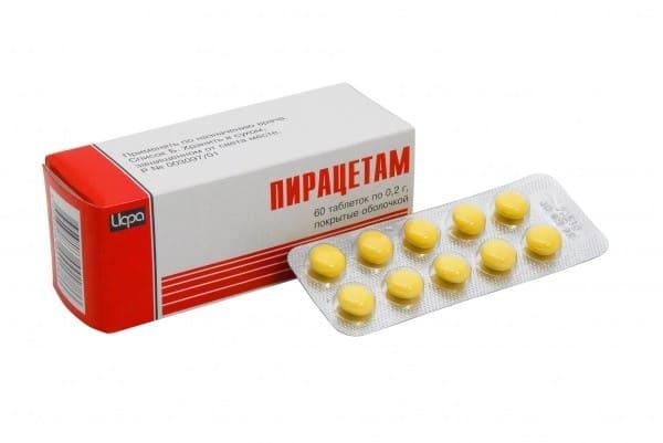 Новые ноотропные препараты